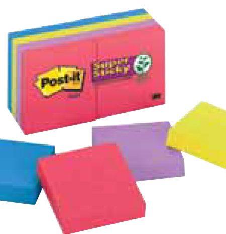postit sticky color notes