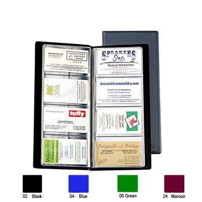 Business Card Holder Bantex 5900