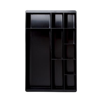 Bantex Desk Drawer Organiser, B9841 (Black)