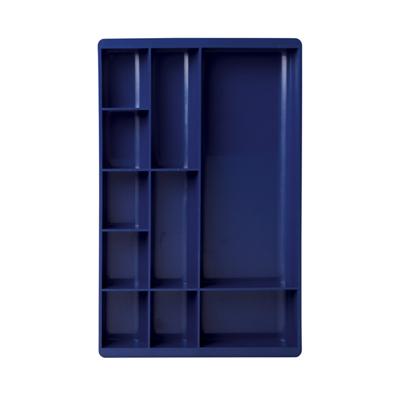 Bantex Desk Drawer Organiser, B9841 (Blue)