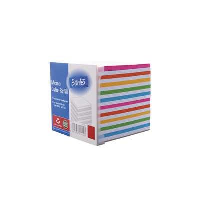 Bantex Paper Cube Refill, 90x90mm, 800 Pages B9753