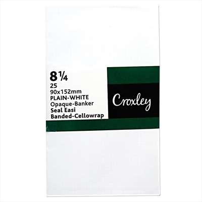 Envelopes Self Seal 90x152mm, White, (ENB90SE)