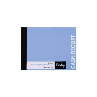 Pen Carbon Book Dup A6L 148mmx105mm Printed 100 Pages. (Cash rece)