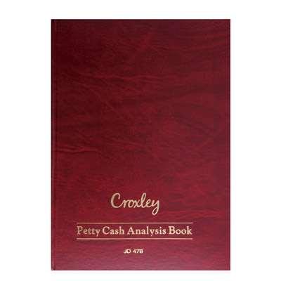 Petty Cash Book A4 JD478 11 Column 2 Page
