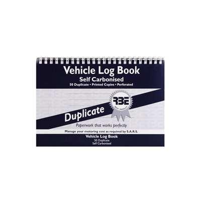 Drivers Log Book RBE, Motor A5 F0584