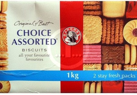 Biscuits Choice Assorted