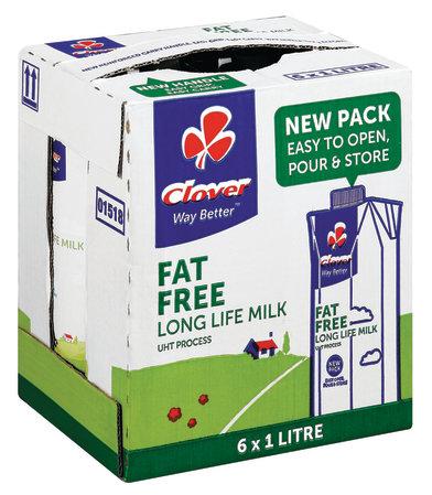 Clover Fat Free 1lt (6)