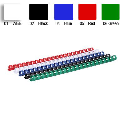 Combo Elements 12mm Plastic (Asstd Colours)