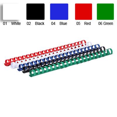 Combo Elements 16mm Plastic (Asstd Colours)