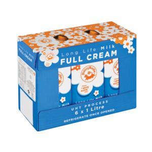 Dairybelle Full Cream 1lt (6)
