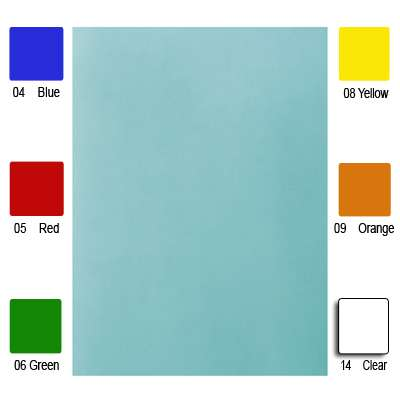 Acetate sheets, Frosted Stiple Finish, A4 210mmx (Clear)