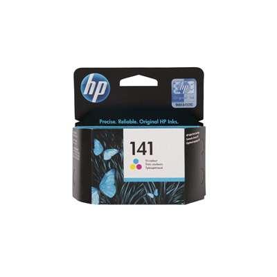 HP #141 Tri-Colour Ink Cartridge CB337HE