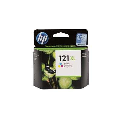 HP #121XL Black Ink Cartridge CC641HE