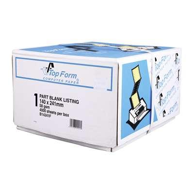 Lithotech Consol Paper 1Part Ew1153 240mmx140