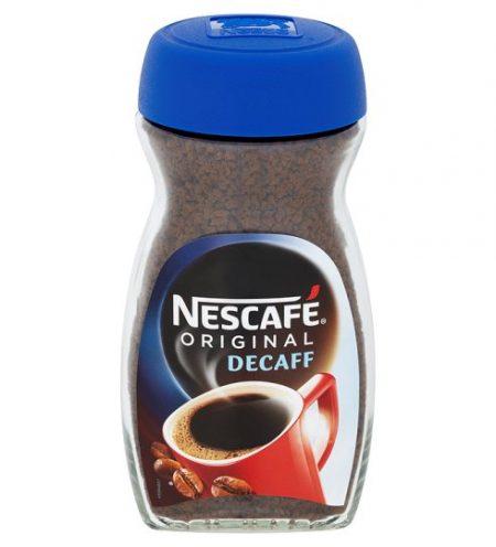 Nescafe Original Decaf 200g