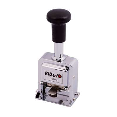 Numbering Machine 4.5mm 7 Wheel