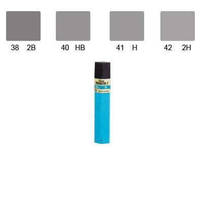 Pentel Pencil Leads 0.7mm (Hb)