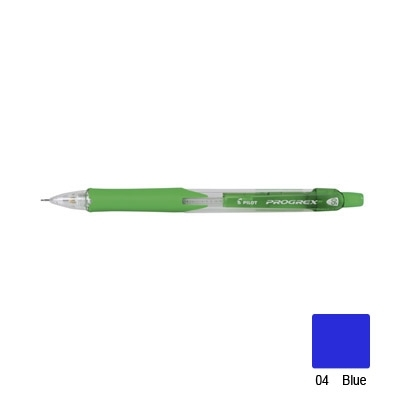 Pilot Progrex 0.5mm Clutch Pencil (Blue)