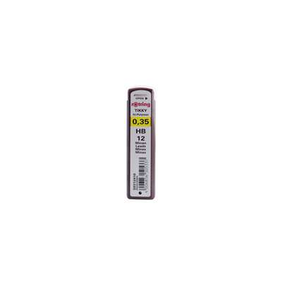 Rotring Pencil Leads 0.5mm (2B)