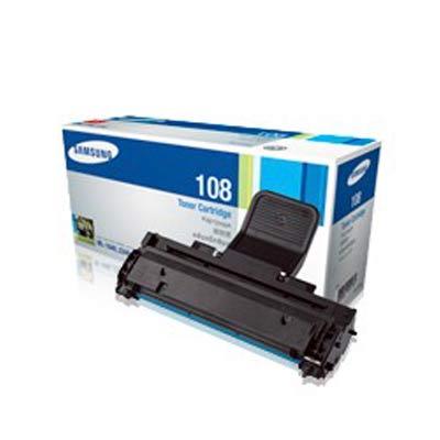 SAMSUNG Toner Mlt-D108S Black 1500 Page Yield