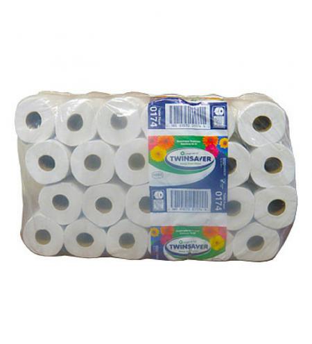 Twinsaver Toilet Paper (48)