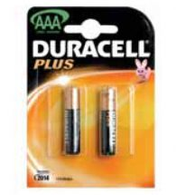 duracell batteries 2pack aaa
