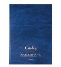 Analysis Book A4 JD6012