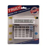 Calculator Dual Power TRULY12digit 2008A