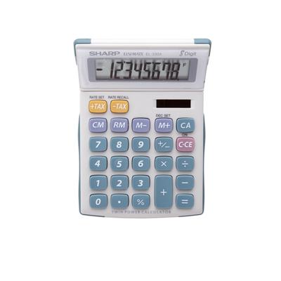 Sharp Calculators EL330AB