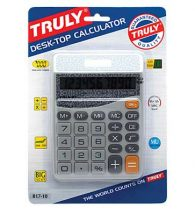 Truly Calculator 817 10Digit
