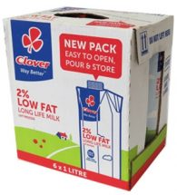 Clover 2% Low Fat