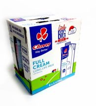 Clover Full Cream 1lt (6)