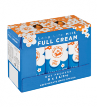 Dairybelle Full Cream 1lt (6)