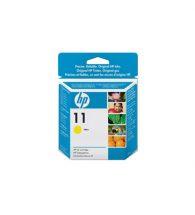 HP #11 Yellow Ink Jet Cartridge C4838AE