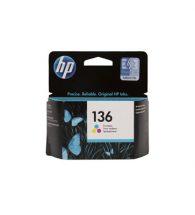 HP #136 Tri Col Inkjet Cartridge C9361HE