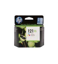 HP #121XL Tri-Colour Ink Cartridge CC644HE