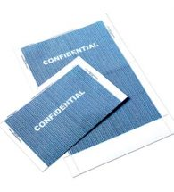 Litho Payslip Confidential A4 210mmx297mm