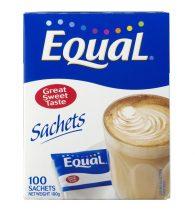 Sweetner Equal Sachets (100)