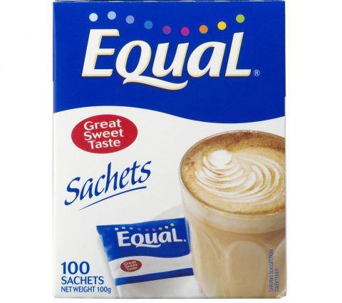 Sweetner Equal Sachets (100)